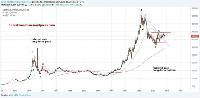 gold long term